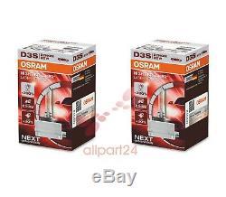 OSRAM 66340XNL XENARC NIGHT BREAKER LASER D3S Scheinwerferlampen (2 Lampen)