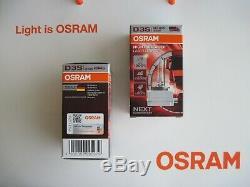 OSRAM D3S 66340XNL Night Breaker Laser Xenarc 200% mehr Licht