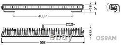 OSRAM Fernscheinwerfer LEDriving LIGHTBAR SX500 LEDDL107-SP LED