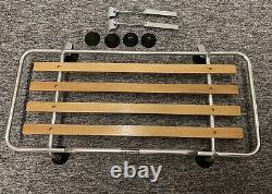 Original Desmo 3500 Classic Car Boot Rack Dating From 1970s used but VGC