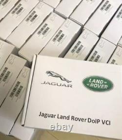 Original JLR DoiP VCI SDD Pathfinder for Jaguar Land Rover Global shippin
