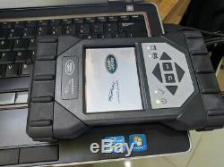 Original JLR DoiP VCI SDD Pathfinder with DELL laptop for Jaguar Land Rover