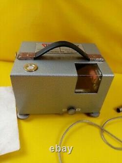 Original Messfix 100 Bremsmessgerät Oldtimer Youngtimer Tester Workshop