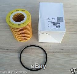 Original PEUGEOT CITROEN CITROËN Ölfilter Oil filter 1109. AV C5 C6 407 XF XJ NEU