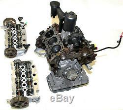 Original Range Rover Freelander Jaguar XF X250 X350 2.7D Motor Triebwerk 129Tkm