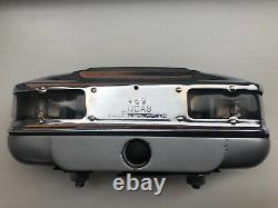 Original Vintage Classic Lucas 469 Number Plate Light Jaguar Aston Martin Rover