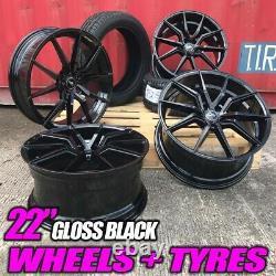 RANGE ROVER / SPORT 22'' Original Aluwerks Alloy wheels + Tyres Velar Discovery