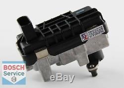REPARATUR FORD Hella Turbo-Ladedruckregler, Stellmotor Actuator 6NW009206