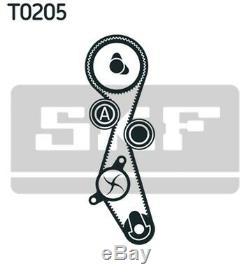 SKF Wasserpumpe + Zahnriemensatz VKMC 03305 für FORD MONDEO 4 BA7 Turnier GALAXY