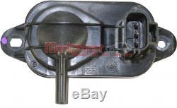 Sensor, Abgasdruck für Gemischaufbereitung METZGER 0906206