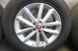TOP Original Jaguar F Pace 18 Zoll Range Rover Velar Sommerräder Sommer RDK K909