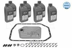Teilesatz, Ölwechsel-Automatikgetriebe für JAGUAR XJ/XK 8 Coupe