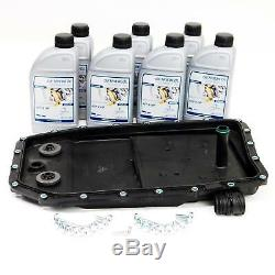 Trucktec Complete Set Gearbox Automatic Gearbox Oil Service For BMW 6HP26
