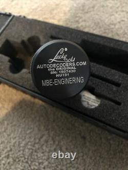 Turbo Decoder original Locksmith tool HU 101 HU101 Ford Range Rover Jaguar