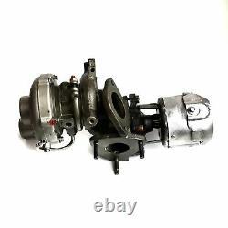 Turbocharger Original Garrett 778401-5 AH2Q6K682AD Jaguar Range Land Rover 3.0D