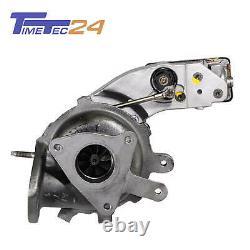 Turbolader JAGUAR LAND-ROVER 3.0TD4 275PS V6 778400-4 AX2A6K682CB + Montagesatz