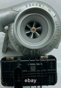 Turbolader Landrover Discovery Range Rover Evoque 2.0 D 49335-01940 G4D36K682AH