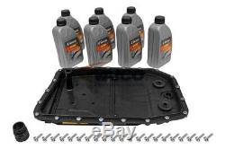 VAICO Teilesatz Ölwechsel-Automatikgetriebe V20-2088 für BMW 5er E60 Touring E61
