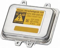 Vorschaltgerät, Gasentladungslampe für Beleuchtung HELLA 5DV 009 000-001