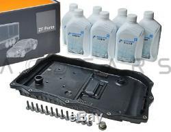 ZF Ölwechsel Ölwanne mit 7L Öl Automatikgetriebe 8HP 45/50/70/75 Ölablass