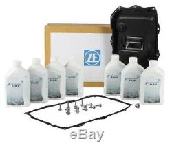 Zf Lifeguard Gearbox 8hp Oil Service Kit With Filter(bmw, Land Rover, Jaguar Etc)