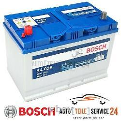 1 Starterbatterie Bosch 0092s40290 S4 Für Chrysler Daf Ford Mitsubishi Nissan