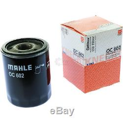 10 Filtres D'origine Mahle / Knecht Ölfilter Oc 602 + 10x Sct Sct