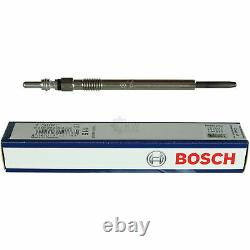 12x Original Bosch Bujías De Incandescencia 0 250 203 004 Duraterm