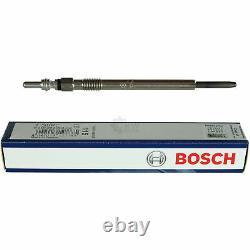 13x Original Bosch Bujías De Incandescencia 0 250 203 004 Duraterm