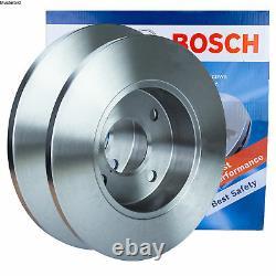 2x Bosch Bremsscheiben Ø355 MM Set Vorne Jaguar S-type Xf Xj Xk