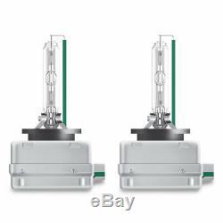 2x Osram D3s Ultra-vie 10 Jahre Garantie Xenon Brenner Lampe Scheinwerfer Licht
