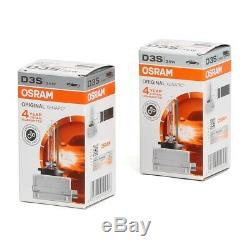2x Osram Xenarc Xenon Brenner D3s Original 42v 35w Pk32d-5 66340
