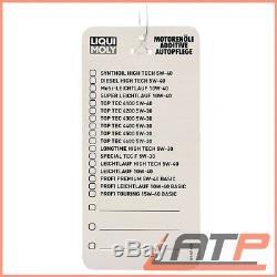 4x 5 Litres = 20 Litres De Liquide Spécial Moly Special Tec F 5w-30 Motor-öl Motoren-öl 32099605