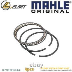 4x Piston Ring Kit Pour Citro N Iveco Jumper Bus F1ce0481d Relay Bus Mahle