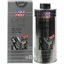 9t Liqui Moly Top Tec 4500 5w-30 Moteur Nettoyant Acea C1 Ceratec Moteur Nettoyant