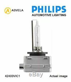 Ampoule, Projecteur Longue Portée Pour Vw, Audi, Hyundai, Land Rover, Mercedes-benz Philips 42403vic1