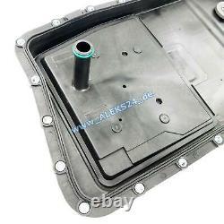 Automatikegetriebe Oil Sump Service Incl 10l Atf Oil Change Pour Bmw 5er 6er E60