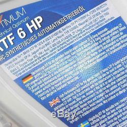 Automatikegetriebe Ölwanne Service Inkl 10l Atf Ölwechsel Für Bmw Série 5 E60 6er
