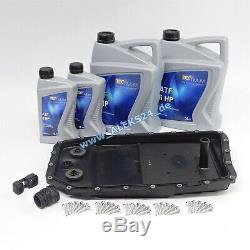 Automatikgetriebe Ölwanne Ölwechsel Inkl 12l Atf Ölservice Für Bmw Série 5 E60 Zf