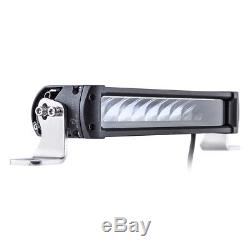 Barre De Lumière À Led 10 Fx250 Fernscheinwerfer Spot À Led 12v Ece Zusatzscheinwerfer