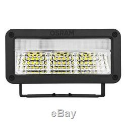 Barre De Lumière Osram 6 Led Fernscheinwerfer Und Positionslicht Spot 12v Ece