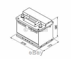 Batterie De Démarrage Bosch S3 0 092 S30 080