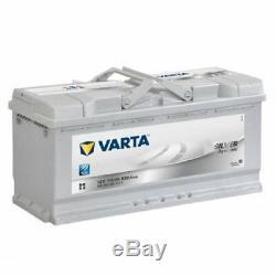 Batterie De Démarrage Varta Silver Dynamique 6104020923162