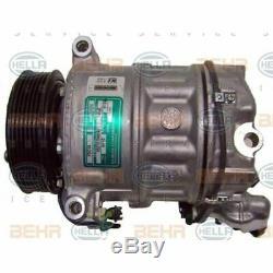 Behr Hella Service 8fk 351 106-441 Ligne Premium Kompressor, Klimaanlage