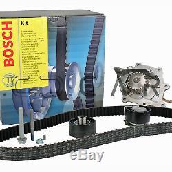 Bosch 1987946496 Zahnriemen Rollen Citroen Fiat Wasserpumpe Ford Land Rover
