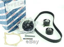 Bosch 1987946496 Zahnriemensatz + Rollen + Wapu Peugeot 407 508 607 807 4007