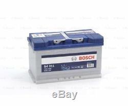Bosch Batterie De Démarrage S4 0 092 110 S40