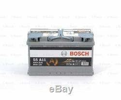 Bosch Batterie De Démarrage S5a 0 092 110 S5a