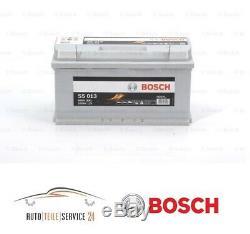 Bosch D'origine Autobatterie S5 013 12v 100ah 830a Akku Audi A6 Mercedes Fiat Vw