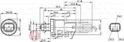 Bosch Druckschalter, Bremshydraulik 0265005303